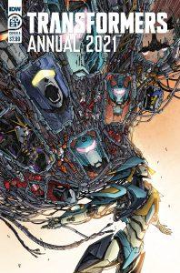 Transformers Annual #2