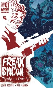 Freak Snow #1 (2021)