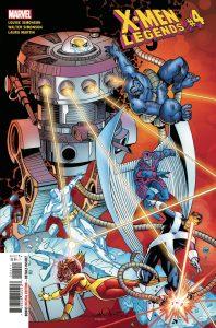 X-Men: Legends #4 (2021)