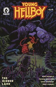 Young Hellboy: The Hidden Land #4 (2021)