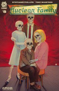 Nuclear Family #5 (2021)