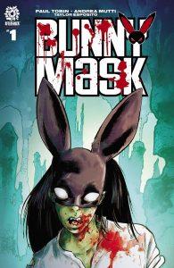 Bunny Mask #1 (2021)