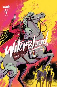 Witchblood #4 (2021)