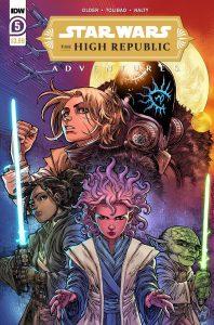 Star Wars: The High Republic Adventures #5 (2021)