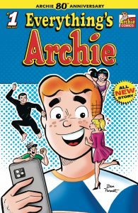 Archie 80th Anniversary: Everything Archie #1 (2021)
