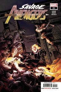 Savage Avengers #21 (2021)