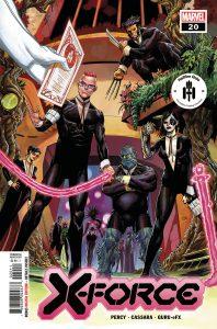 X-Force #20 (2021)