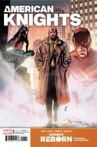 Heroes Reborn: American Knights #1 (2021)
