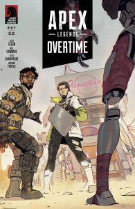 Apex Legends: Overtime #1 (2021)