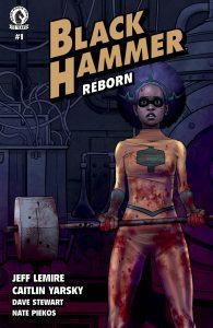 Black Hammer: Reborn #1 (2021)