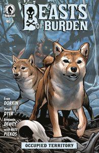 Beasts Of Burden: Occupied Territory #3 (2021)