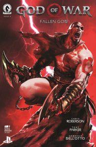 God of War: Fallen God #4 (2021)