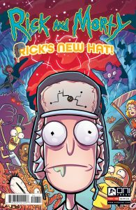 Rick And Morty: Rick's New Hat #1 (2021)