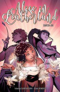 Alice In Leatherland #3 (2021)