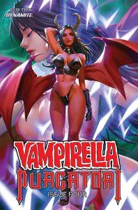 Vampirella vs Purgatori #4 (2021)