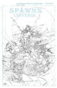 Spawn's Universe #1 (2021)