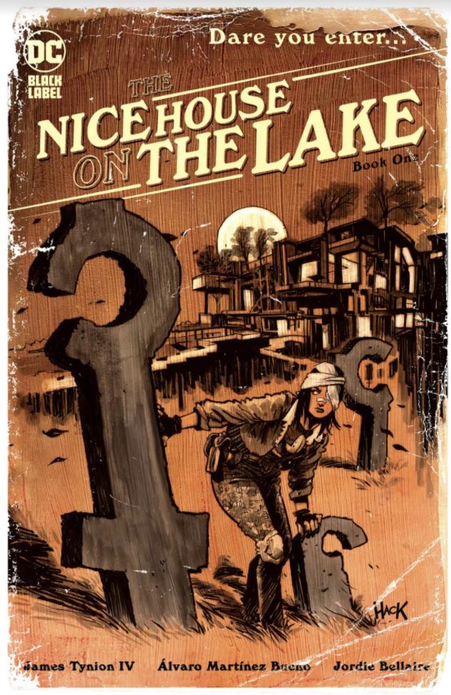 The Nice House On The Lake #1 (2021)