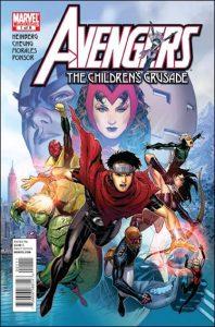 Avengers: The Children's Crusade #1 (2010)