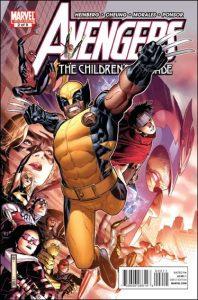 Avengers: The Children's Crusade #2 (2010)