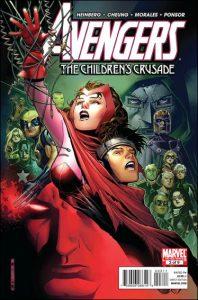 Avengers: The Children's Crusade #3 (2010)