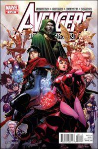 Avengers: The Children's Crusade #4 (2011)