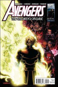 Avengers: The Children's Crusade #5 (2011)