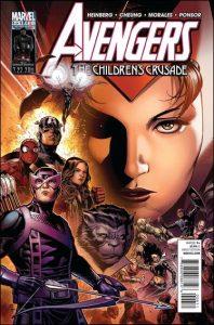 Avengers: The Children's Crusade #6 (2011)