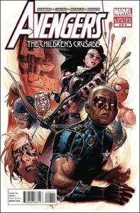 Avengers: The Children's Crusade #8 (2011)