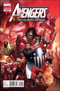 Avengers: The Children's Crusade #9 (2012)