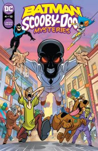 Batman & Scooby-Doo Mysteries #4 (2021)