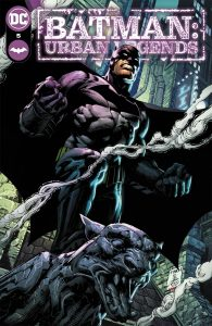 Batman: Urban Legends #5 (2021)
