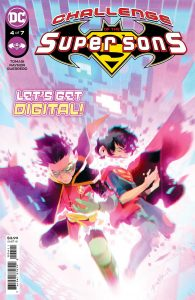 Challenge Of The Super Sons #4 (2021)