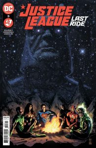 Justice League: Last Ride #3 (2021)