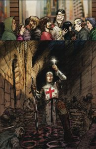 Second Coming: Only Begotten Son #3 (2021)