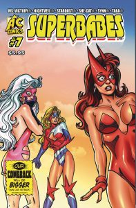 Superbabes: Starring Femforce #7 (2021)