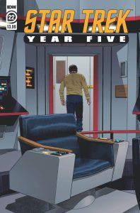Star Trek: Year Five #22 (2021)