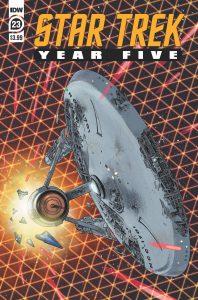 Star Trek: Year Five #23 (2021)
