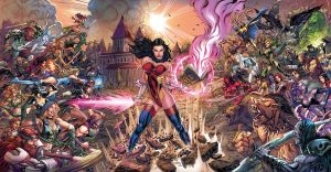 Grimm Fairy Tales #50 (2021)