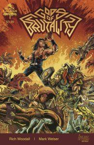 Gods Of Brutality #1 (2021)