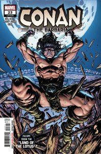 Conan The Barbarian #23 (2021)