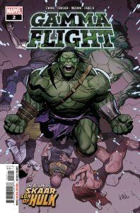 Gamma Flight #2 (2021)