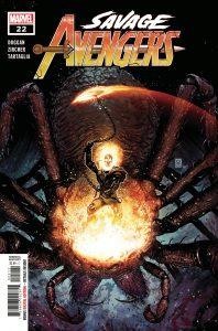 Savage Avengers #22 (2021)