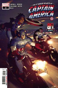 The United States Captain America #2