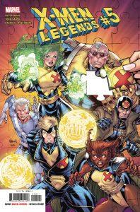 X-Men: Legends #5 (2021)