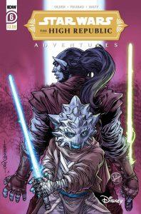 Star Wars: The High Republic Adventures #6 (2021)