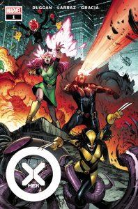 X-Men #1 (2021)