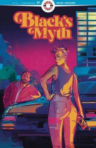 Blacks Myth #1 (2021)
