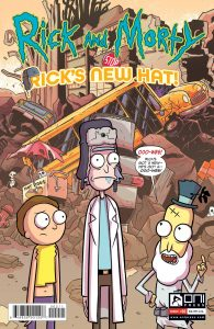 Rick And Morty: Rick's New Hat #2 (2021)