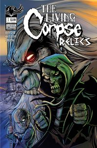 Living Corpse: Relics #1 (2021)