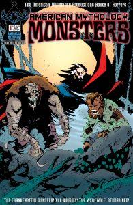 American Mythology Monsters #1 (2021)